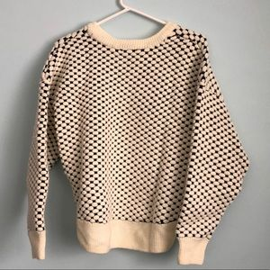 Adorable, cozy sweater from H&M